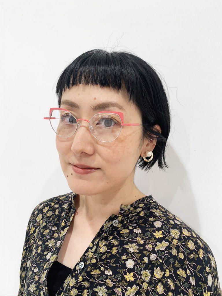 メガネライター伊藤美玲さん