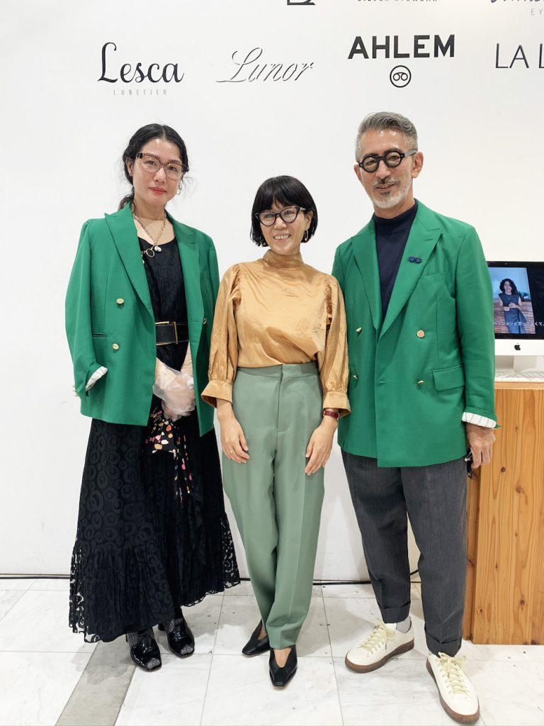 メイクアップアーティスト早坂香須子さん